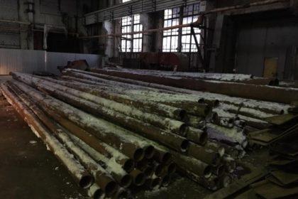 Поступление Трубы на склад Волгоград